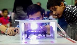 تمرین کارآفرینی نوجوانان در جشنواره خوارزمی